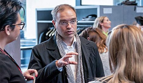 """Microsoftin Jussi Tolvanen: """"Luottamuksen rakentuminen vaatii konflikteja"""""""
