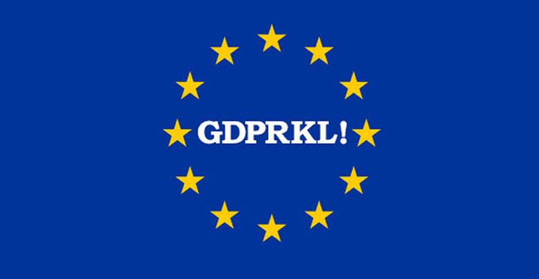 GDPR on luottamusta