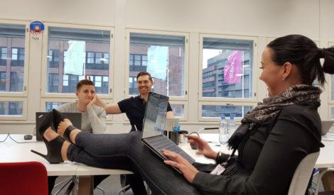 Webinaaritallenne: Teams tulee ja tehostaa tiimityön – paketoi välineet yhteen