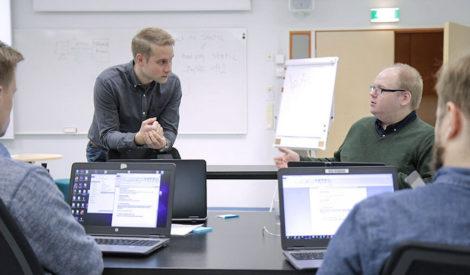 Sovelto Academyn mukana luomassa tulevaisuuden koulua
