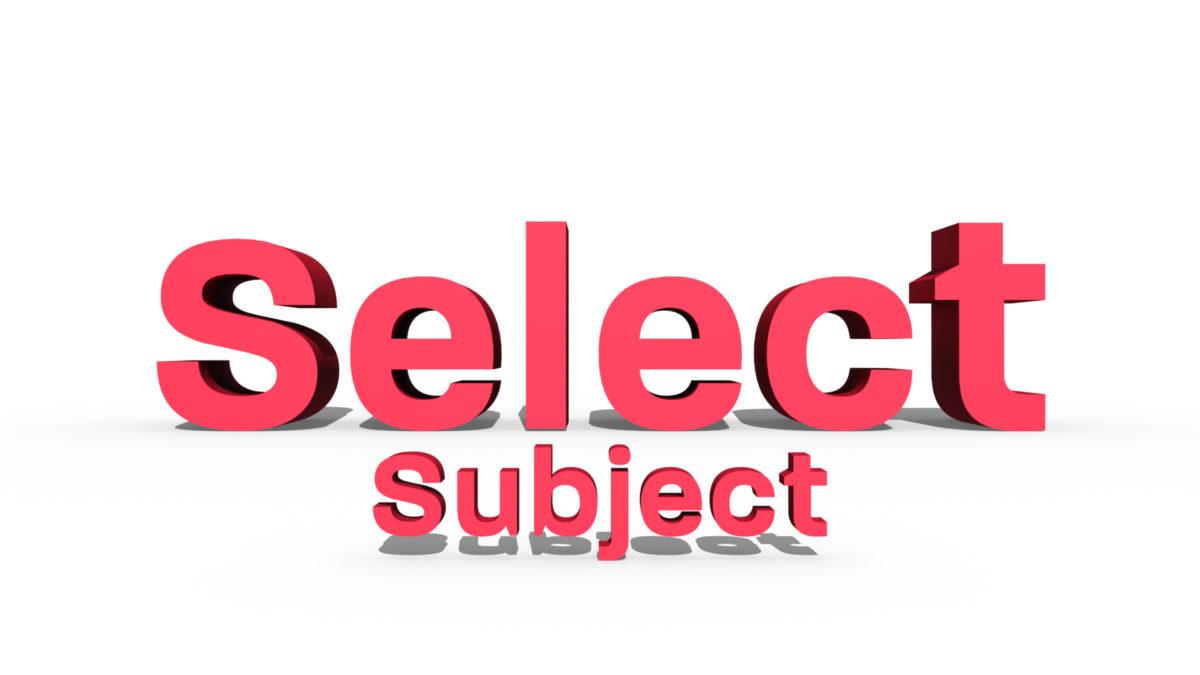 Select Subject – Uusi toiminto Photoshopissa