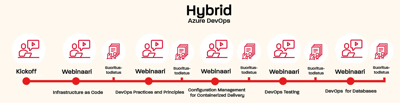 Azure DevOps hybrid