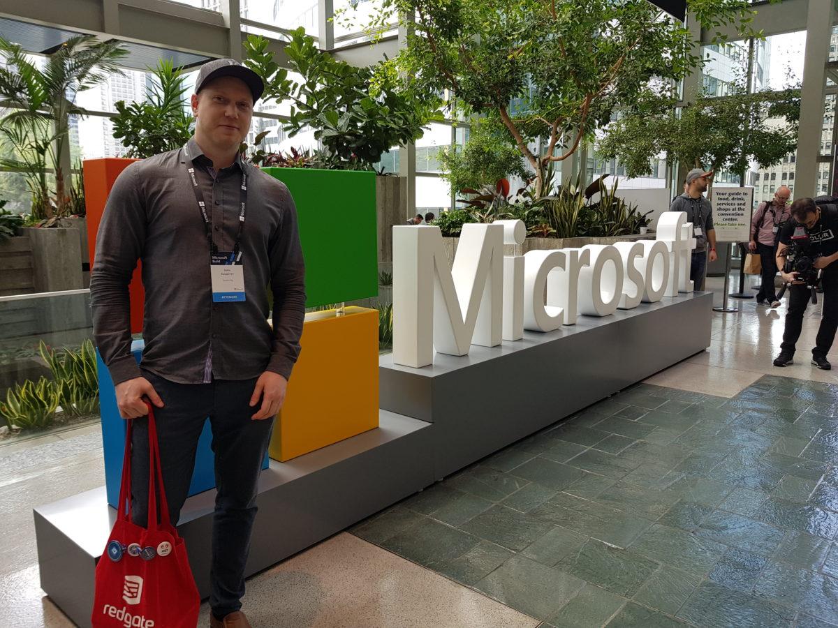 Microsoft Build kokemuksena