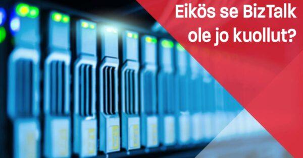 Microsoft BizTalk Server ja Azure Integration Services