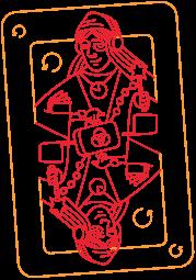kortti kuningatar