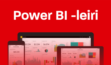 Power BI, Power Pivot ja Power Query haltuun alle viikossa!