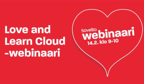 Webinaari: Love and Learn Cloud 14.02. klo 9-10