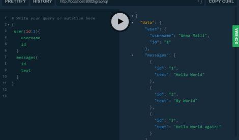 Korvaako GraphQL REST API:t?