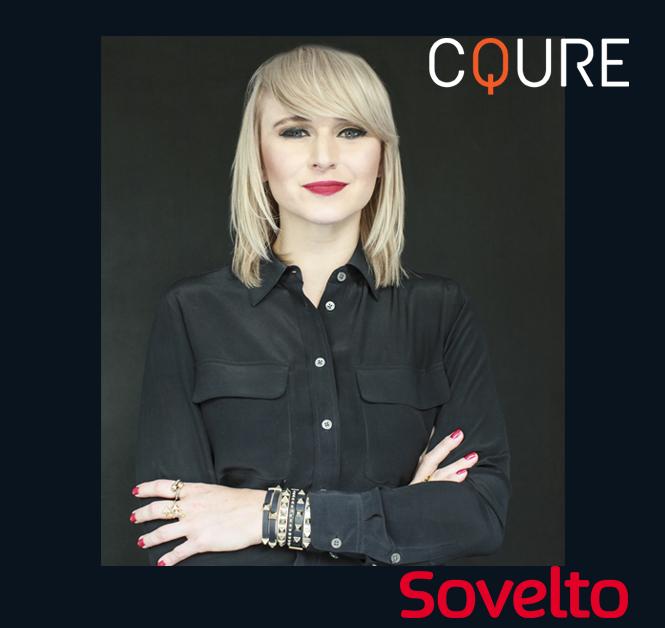 Paula Januszkiewicz Cybersecurity CQURE with Sovelto