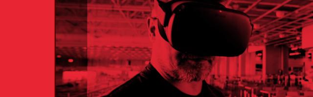 Anssi Rusanen VR-trainer