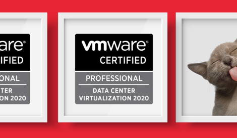 Miten saavuttaa VCP-DCV 2020 vähimmällä vaivalla?