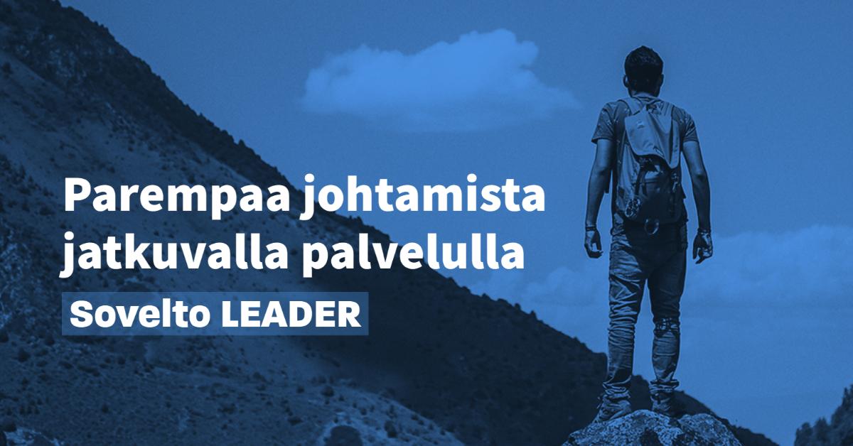 Parempaa johtamista – jatkuvalla palvelulla