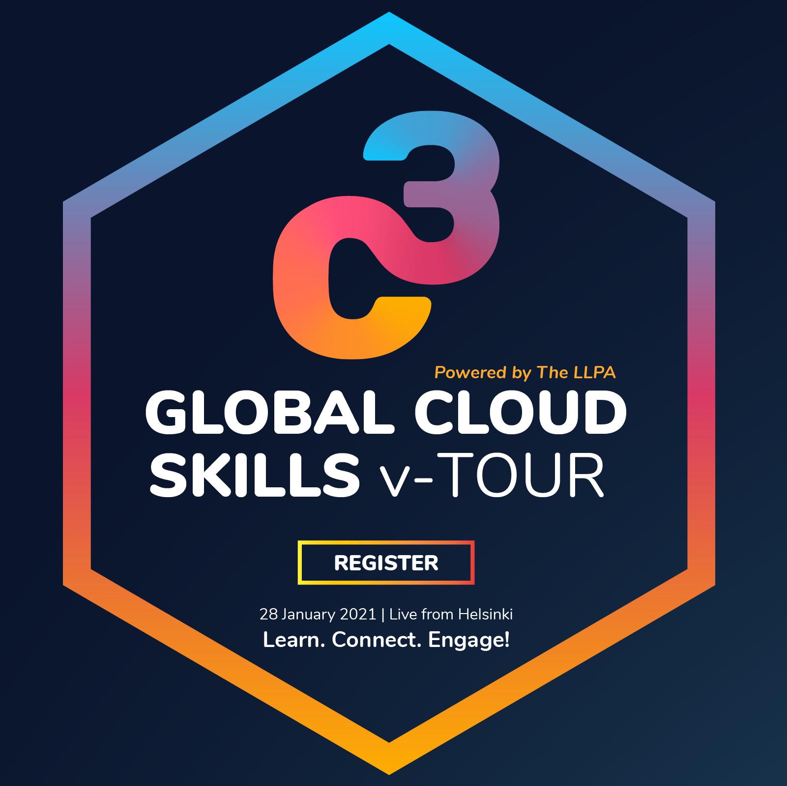 C3 Global Cloud Skills Helsinki 2021