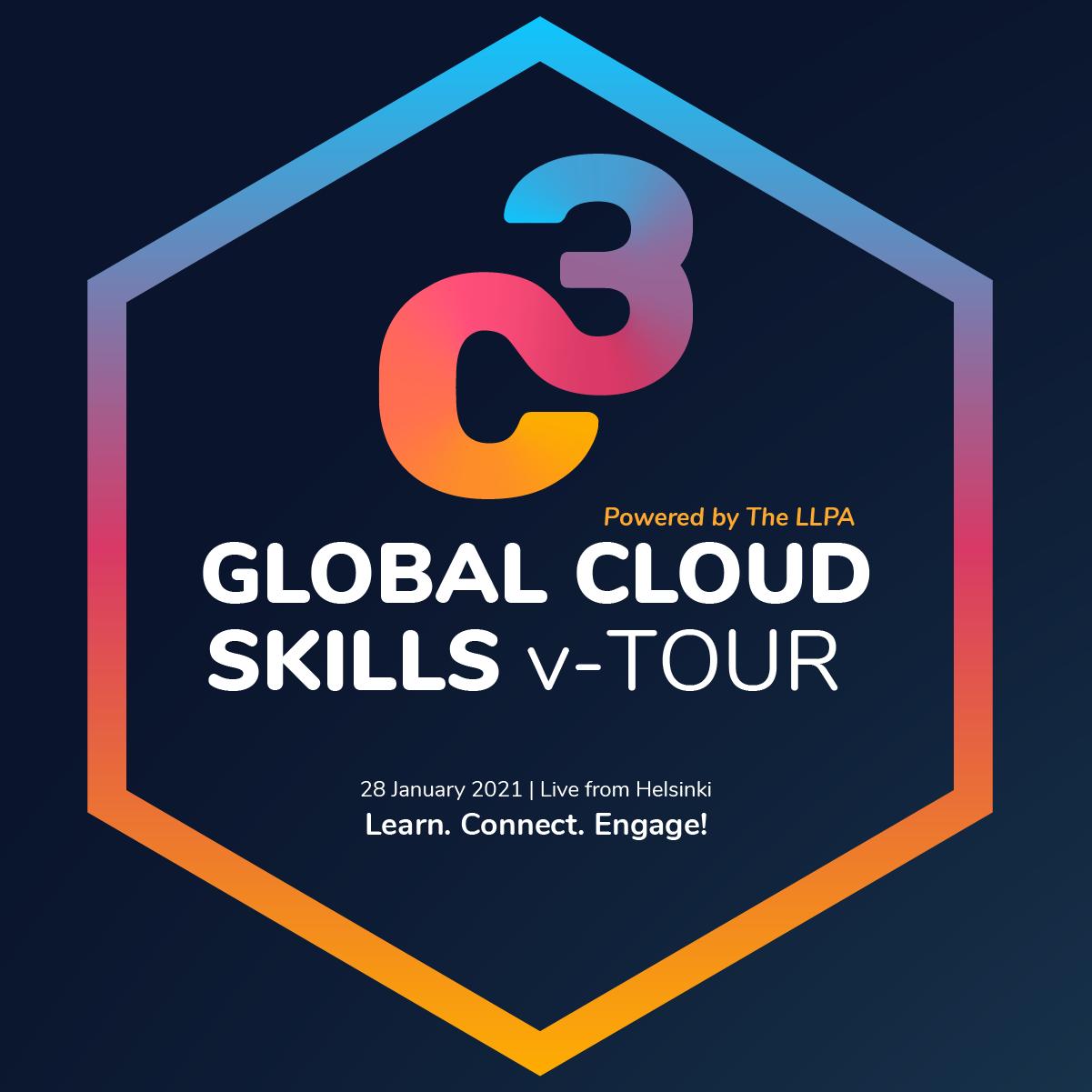 C3 Cloud Skills Tour 2021