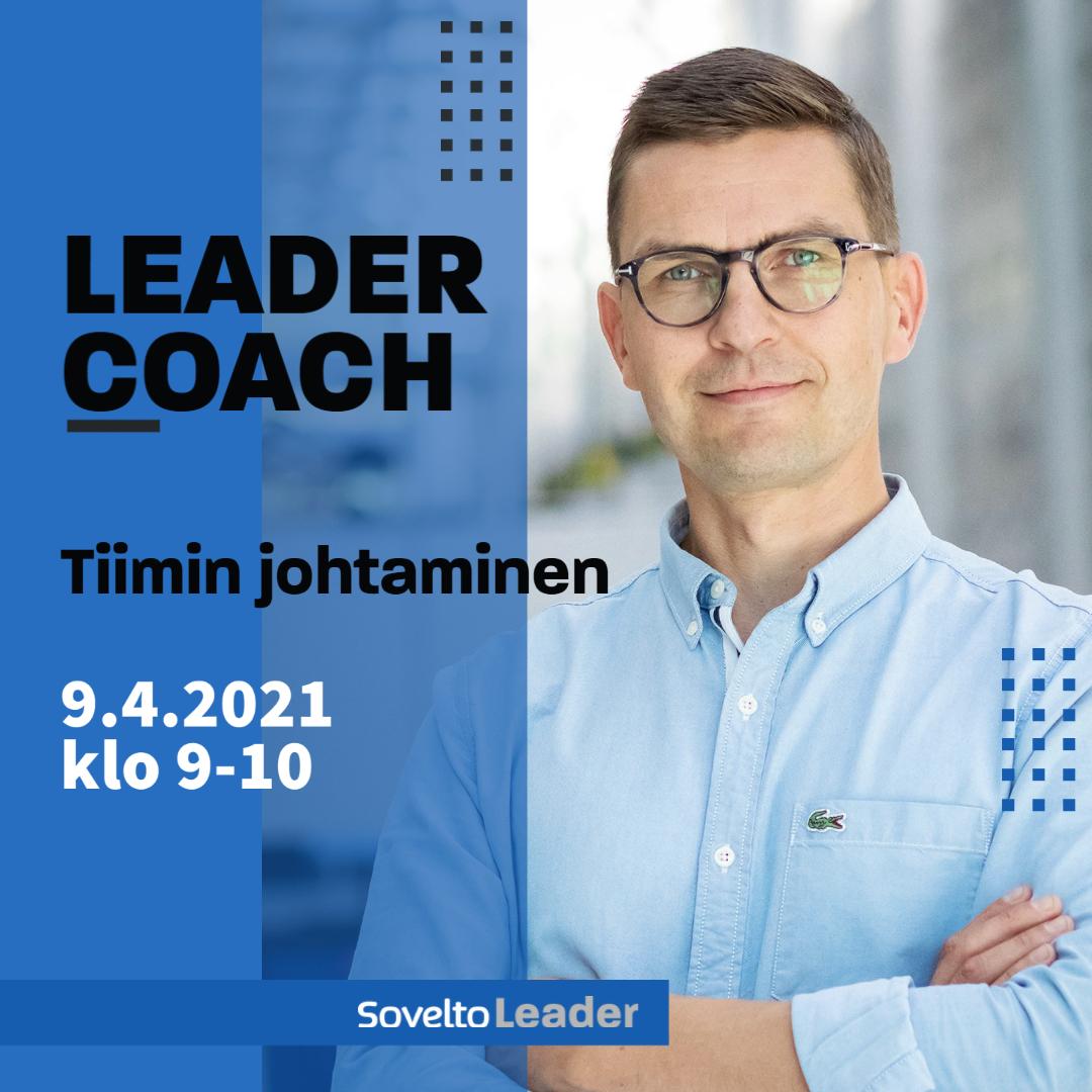 Leader Coach kuva ländärille
