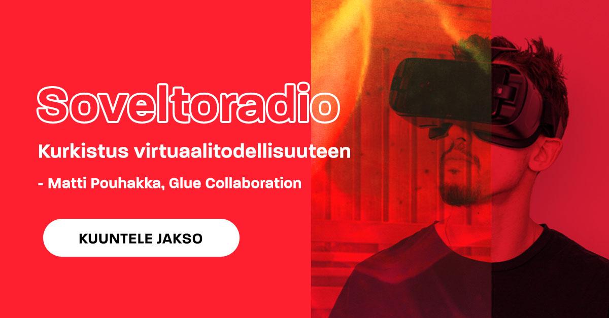 Jakso 69: Kurkistus virtuaalitodellisuuteen