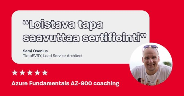 Loistava tapa saavuttaa Azure-sertifiointi