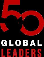 50 Global Leaders logo